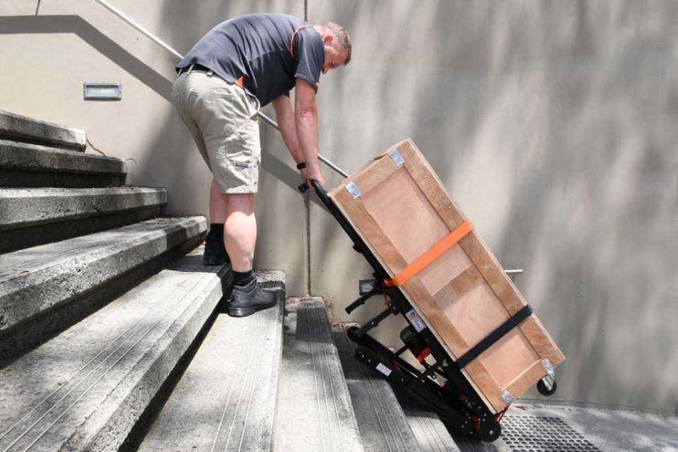 High Quality Stair Climbing Trolley in Australia - Stair Climbers